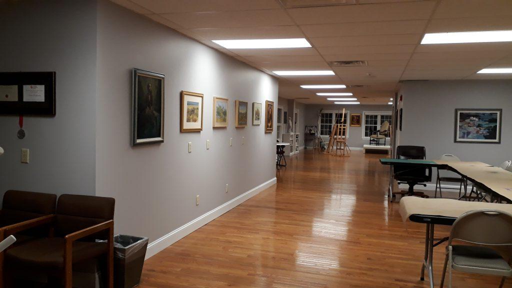 Viz Art School creative space